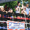 Chelmsford 4th of July parade. Chelmsford Highway Department float. (SUN/Julia Malakie)