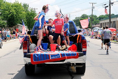 Chesterfield Independence Day Parade 2018