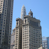 Another view of the Wrigley Building
