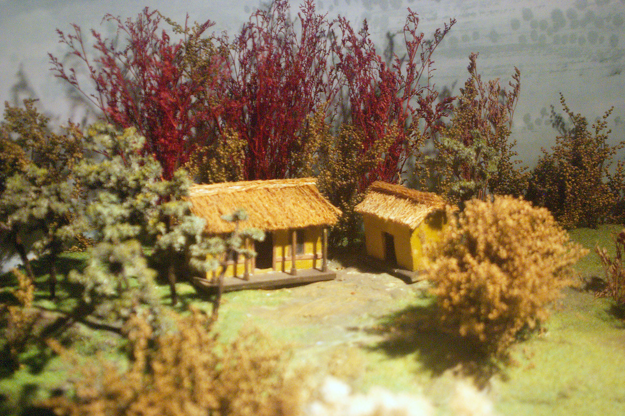 20090829_1149_3096 A model of DuFu's cottage.
