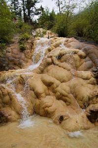20090826_1616_3041 Lian Tai Pei Fu (Flying Waterfall on Lotus Platform) waterfall