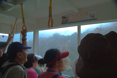 20070819_0090 View from the white goose cable car. Standing room only!