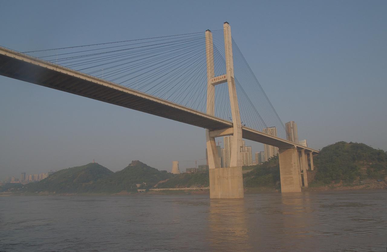 20070830_0515 This is a common bridge design across the Yangtze.