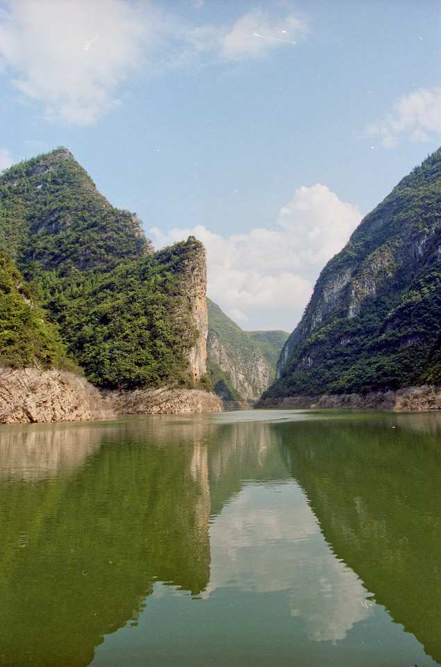 20070831_12_20 tributary of the Three Gorges