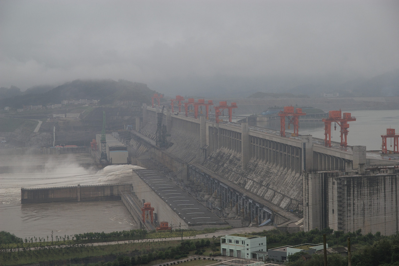 20070901_0745 Three Gorges dam.