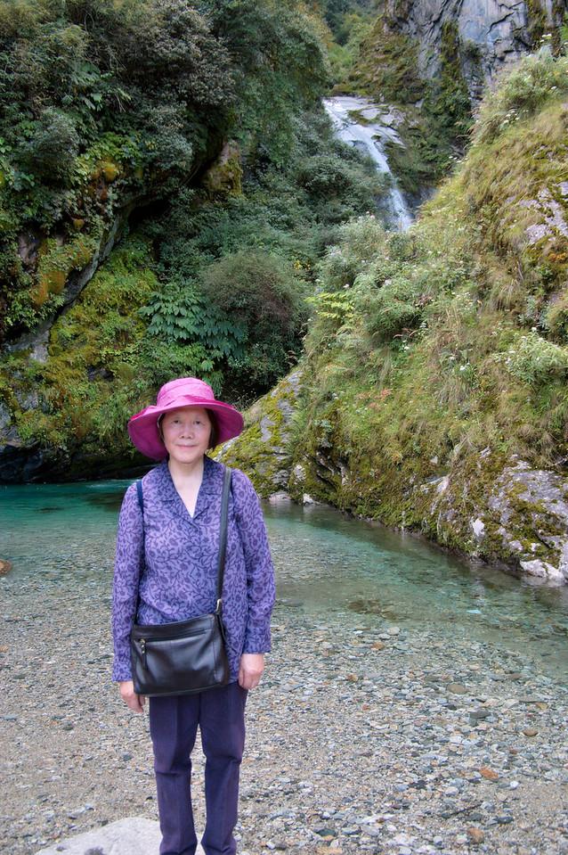 20080924_1702 QingBiXi stream