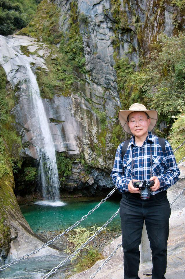 20080924_1703 QingBiXi waterfall