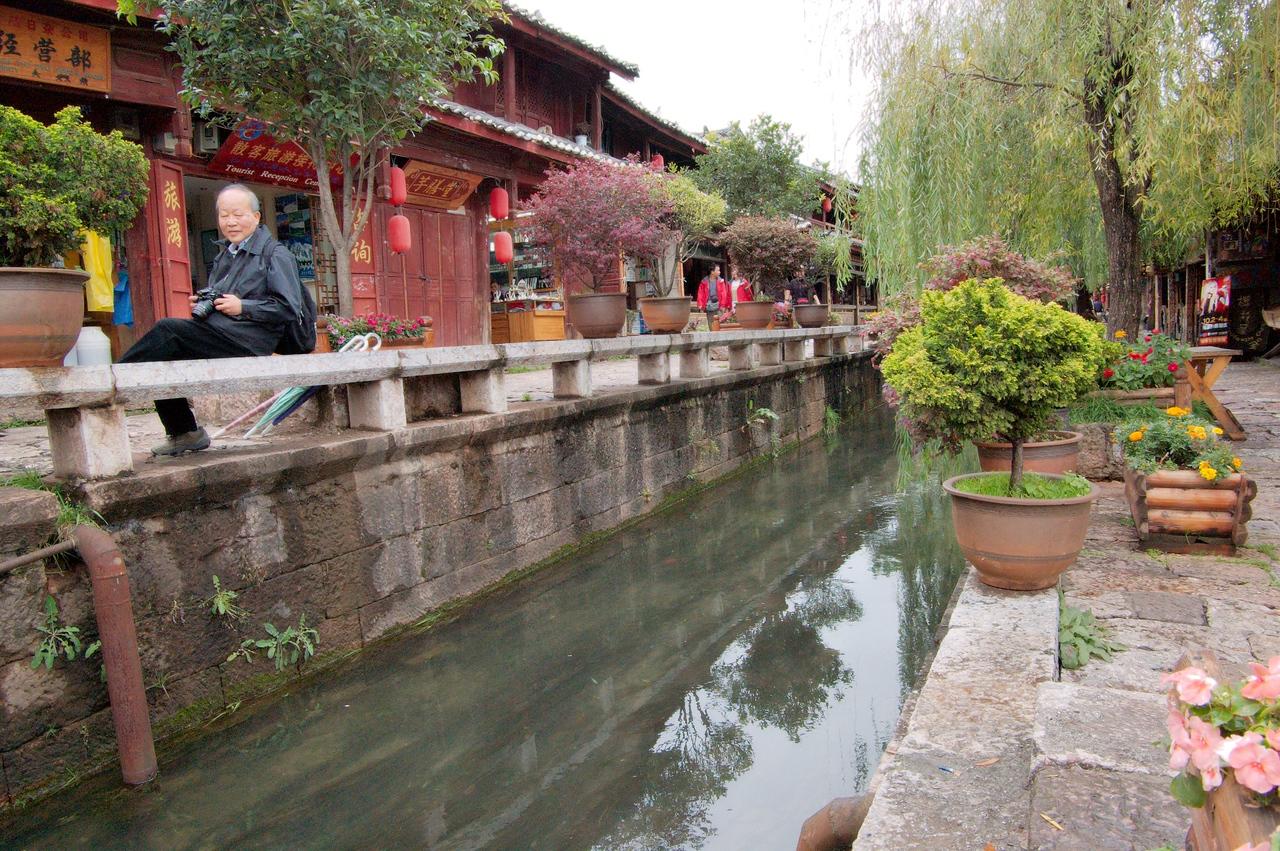 20080927_1815 Xinhua street, old town Lijiang