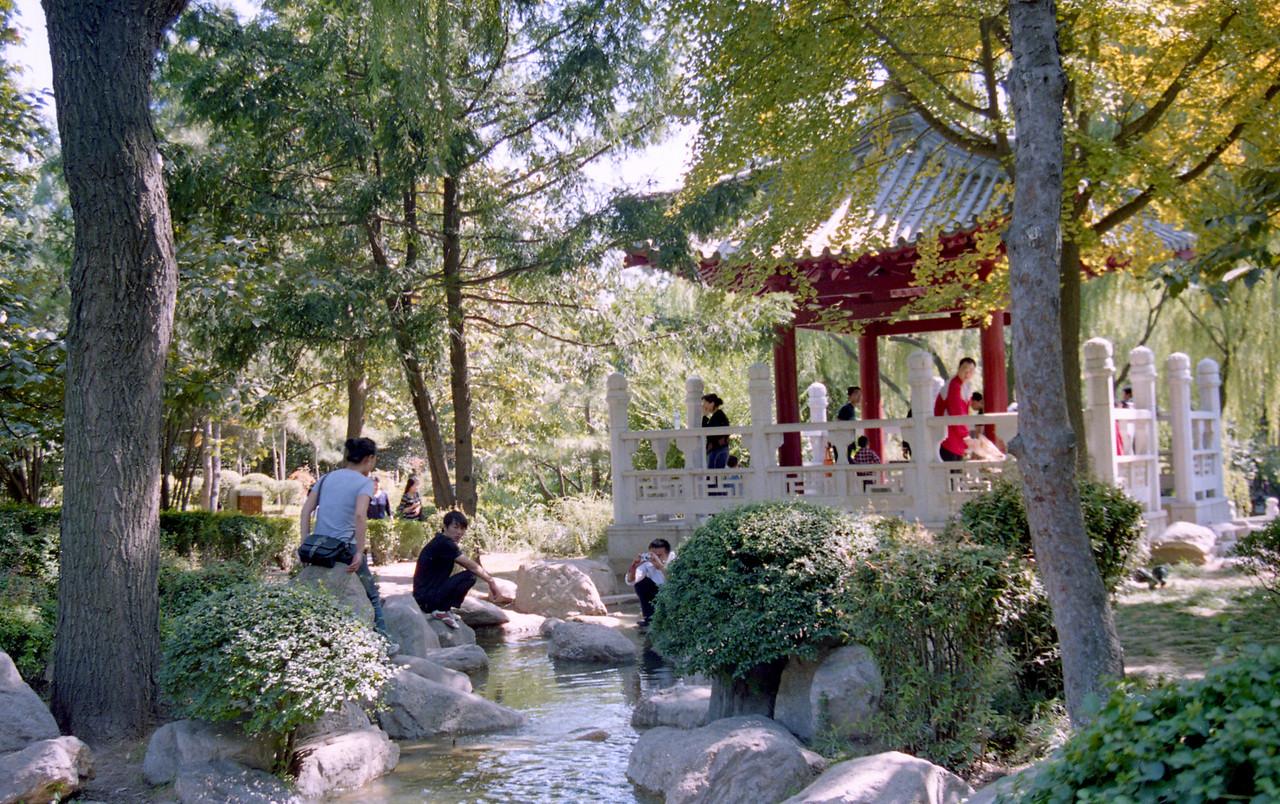 20080921_9ht_17  QuJiangQunXiao, a park next to the DaYan (Big Goose Pagoda)