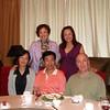 Lunch at the Haikou Sheraton with Liu Yu & Yan Zong