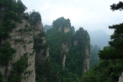 Wulong 乌龙 - Wulingyuan 武陵源