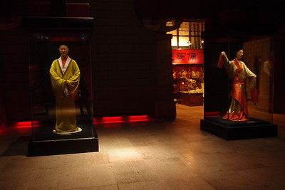 20130504_1432_4351 HanYangLing (exhibition hall), Xianyang, Shaanxi, China.