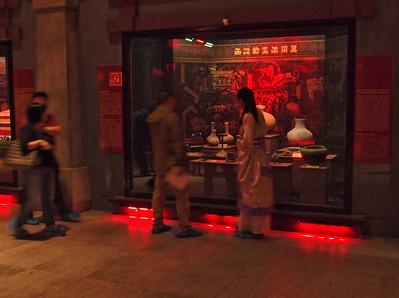 20130504_1435_4353 exhibition hall. HanYangLing, Xianyang, China.
