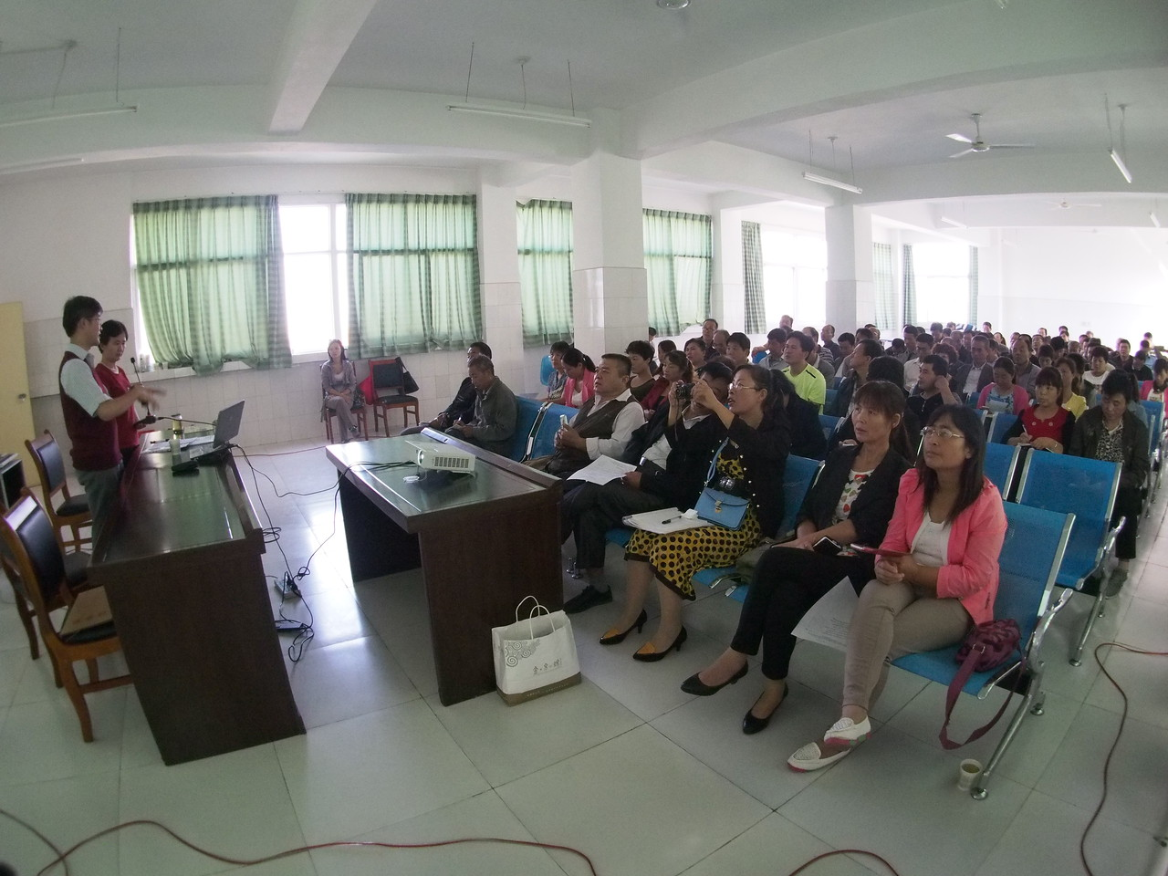 20150914_1045_1808 Village Doctor Training, Fuping County, Shaanxi