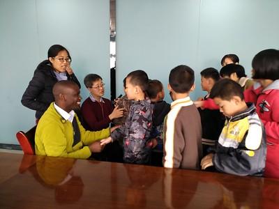 20191019_1030 health check boarding school north of Xianyang (Shaanxi, China)