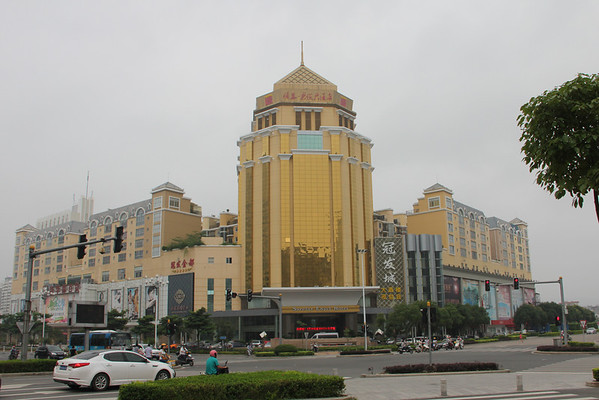 Surefar Enjoy Hotel, Fuqing<br /> 19 June 2012