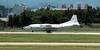 Chinese Air Force aircraft 9362 landing at Fuzhou Changle International Airport.<br /> 21 June 2012