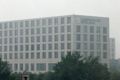 Langham Place Hotel, Beijing 22 June 2012