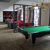 Games Room in Club L Lounge at Langham Place Hotel, Beijing.<br /> 23 June 2012