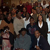 Family group photo at Jerusalem Baptist Church (2009)