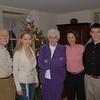 12-25-06 Pop Pop Anderson, Casey, Mom Mom, Dianne (Casey's mom) & Brett