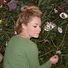 06' - You can see a clam shell ornament in the upper right hand side of the photo. It is one of those ornaments with Casey's grade school pictures in the center.