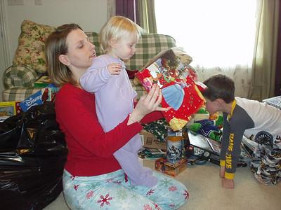 Mom helps Katelyn