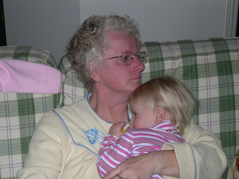 Grandma and Katelyn