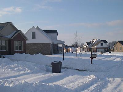 Snow Eveansville