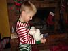 Christmas morning 2007: what did Santa bring?