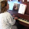 Mom Playing Piano