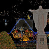 Christmas Lights Our Lady Of La Salette Shrine
