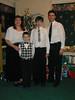Family Photo Christmas Eve