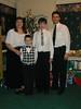 Family Photo Christmas Eve B