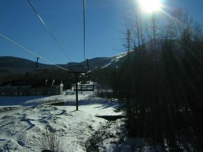 Ski on, Ski off access at Sugarloaf!