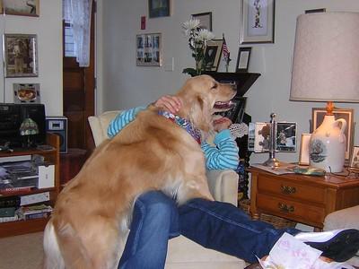 Gracie likes Barry