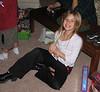 Dee's oldest grandchild, Louie's daughter, Jordan.