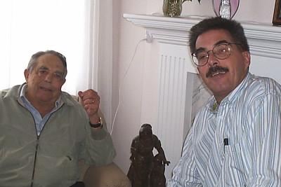 Dad and John