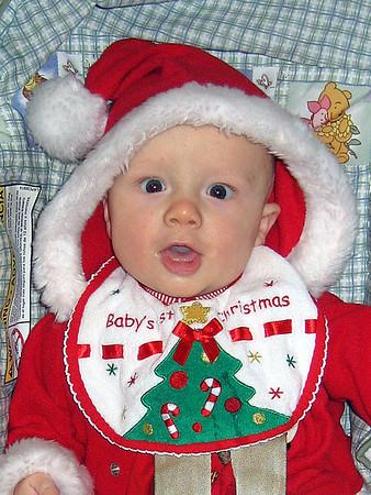 Christmas 2006 - Huber home