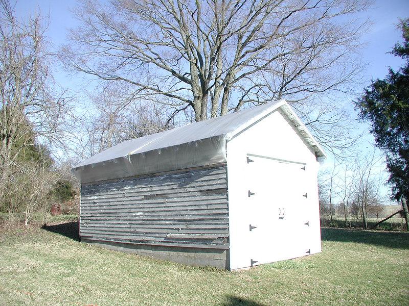 Family farm, Mt. Sterling, Kentucky. 12/28