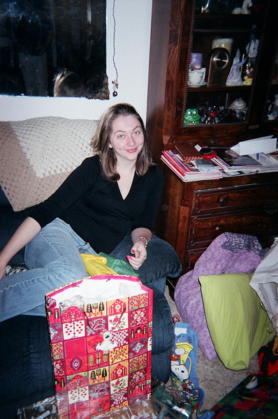 Lots of presents for the good child