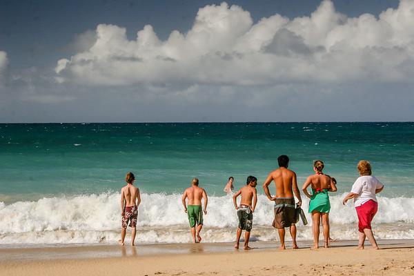 Christmas 2007 Maui