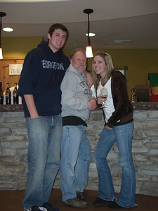 Another Winery with Cody and Courtney