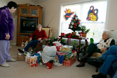 Christmas 2007 with Owsley's