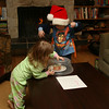 Kieran and Brenna get everything ready for Santa