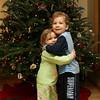 A Christmas Eve hug
