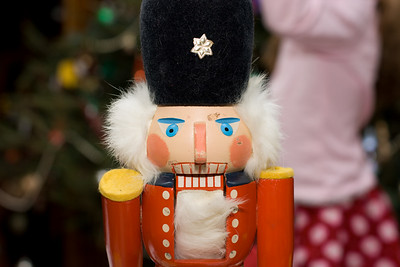 The nutcracker.