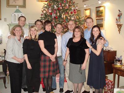 Jo and Jason, Julia and John, Jennie and Harvey, Jodie and Blake, Andrea and Ben