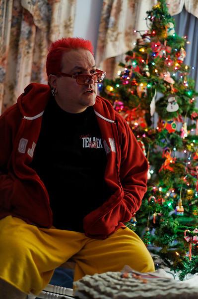 Christmas 2008 - Henrietta, TX