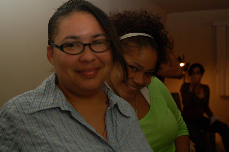 Felicia and Aurora